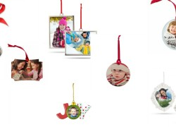 40% OFF Photo Ornaments