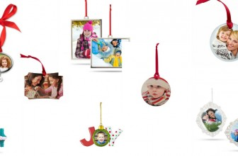 40% OFF Photo Ornaments