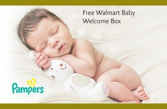 FREE Walmart Baby Welcome Box Is Back!