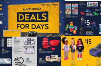 First Look! Walmart's Black Friday Deals are STRAIGHT UP FIRE!