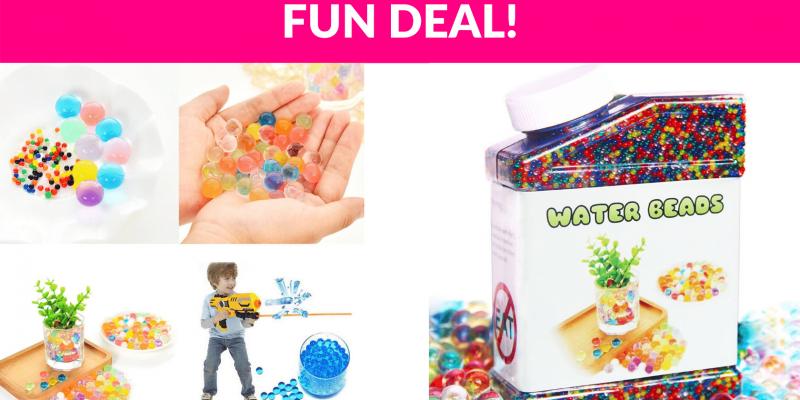 Water Beads Rainbow Pack