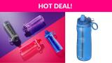 41% OFF! Pogo BPA-Free Plastic Water Bottle
