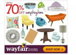 10% Off Purchase at Wayfair!