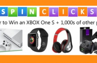 Enter To Win an Xbox One & 1000's of Other Prizes