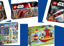 TODAY ONLY – BEST LEGO Sale of the Year! As low as $4.98 + Free Shipping!