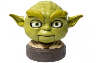 Star Wars Jedi Talking Head Yoda ONLY $12 ( Reg. $25 )