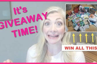 It's CONTEST TIME! Win $100's in FREEBIES!